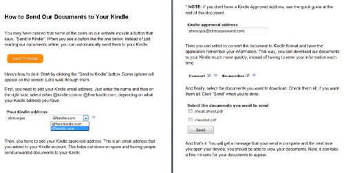 Kindle Loader User Guide