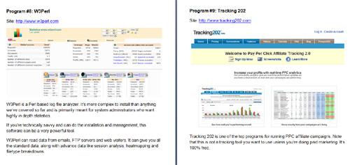Top 10 Web Stats Program List
